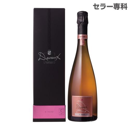 ドゥヴォ― D ロゼ BOX 750ml 正規品 BOX付 箱付 シャンパン シャンパーニュ