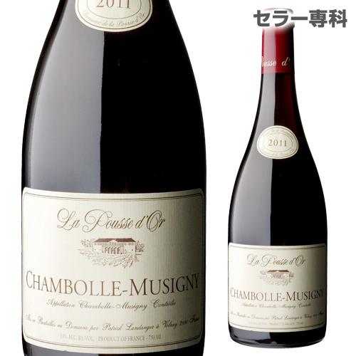 シャンボール ミュジニー[2011] 750ml ラ プス ドール[フランス][ブルゴーニュ][赤ワイン]