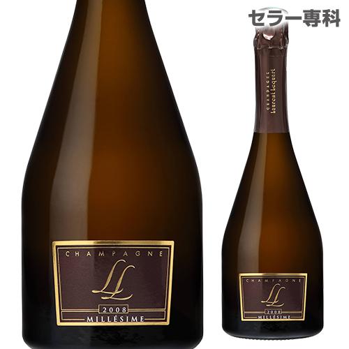 ローラン ルカール ミレジム [2008] ブリュット750ml [シャンパン][シャンパーニュ]