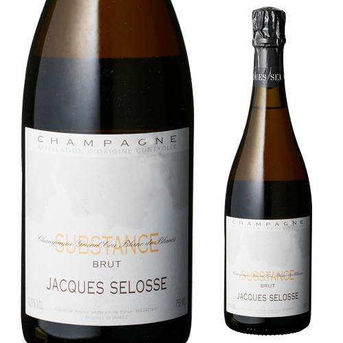 ジャック セロス シュブスタンス 750ml シャンパン シャンパーニュ【お一人様1本限り】