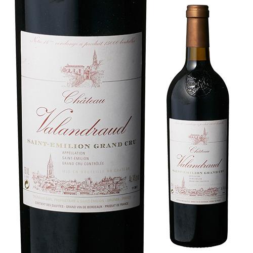 シャトー・ド・ヴァランドロー 2006 赤ワイン