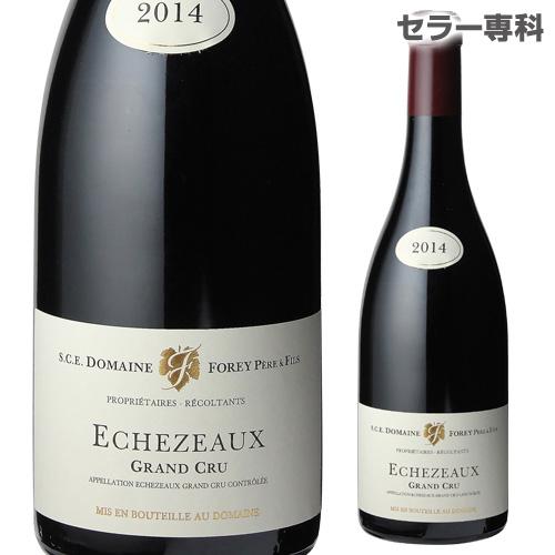 【必ずP3倍 72H限定】エシェゾー 2014 フォレ 赤ワイン