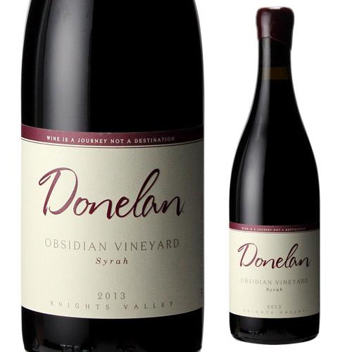 ドネラン オブシディアン シラー2014 赤ワイン