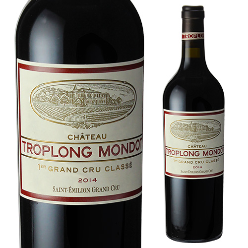 シャトー トロロン モンド 2014 赤ワイン