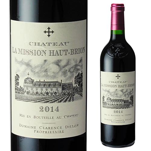 ラ ミッション オー ブリオン 2014 赤ワイン