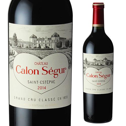 シャトー カロン セギュール 2014 赤ワイン