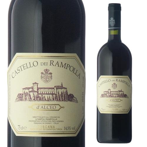 ダルチェオ 2011 カステッロ ディ ランポッラ 赤ワイン