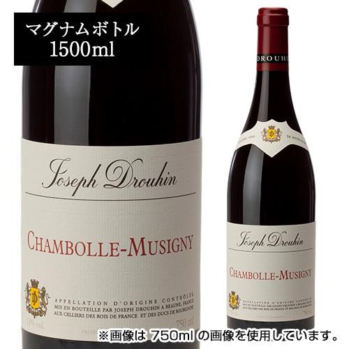 シャンボール ミュジニー 2011 マグナム ジョセフ ドルーアン 赤ワイン