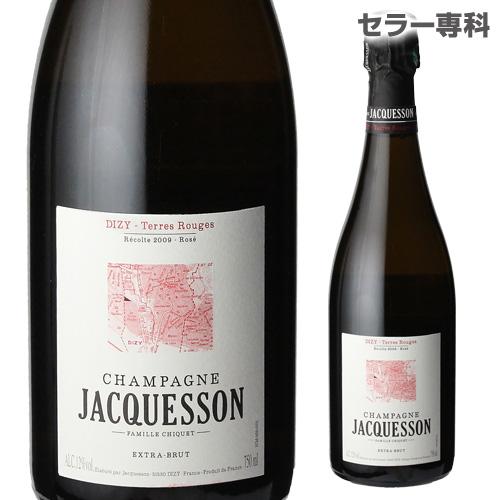 ジャクソン ディジー テール ルージュ ロゼエクストラブリュット 2009 750ml シャンパン シャンパーニュ