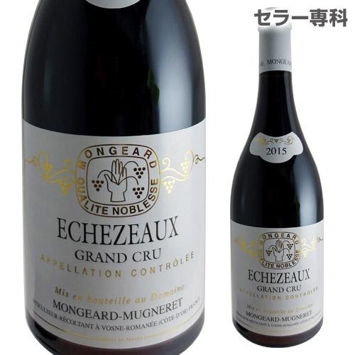 エシェゾー 2015モンジャール ミュニュレ 赤ワイン
