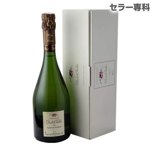 ディエボル ヴァロワフルール ド パッション 2007 750ml シャンパン シャンパーニュ