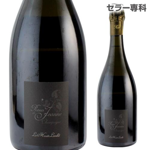 セドリック ブシャールローズ ド ジェンヌ オート ランブレ ブラン ド ブラン 750ml (2013) シャンパン シャンパーニュ