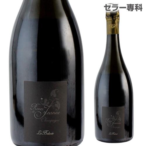 セドリック ブシャールローズ ド ジェンヌラ ボロレ ブラン ド ブラン 750ml (2013) シャンパン シャンパーニュ
