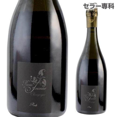 セドリック ブシャールローズ ド ジェンヌラ プレシュル ブラン ド ノワール 750ml (2013) プレスル シャンパン シャンパーニュ