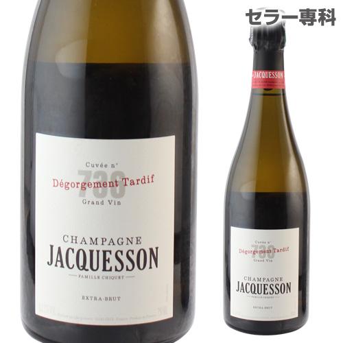 ジャクソン キュヴェ736 デゴルジュマンタルディフ 750ml 限定品 シャンパン シャンパーニュ