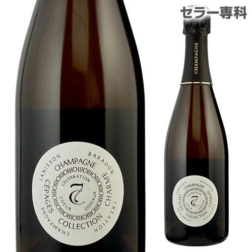 ジャニソン バラドン 7C (セット セ) 750ml 正規品 限定品 シャンパン シャンパーニュ