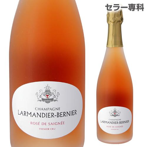 ラルマンディエ ベルニエロゼ ド セニエ NV 750ml 限定品 シャンパン シャンパーニュ 自然派ワイン ヴァン ナチュール ビオ ディナミ