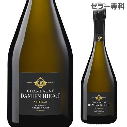 ダミアン ウーゴエクストラ ブリュット VVミレジメ 2009 正規品 750ml シャンパン シャンパーニュ