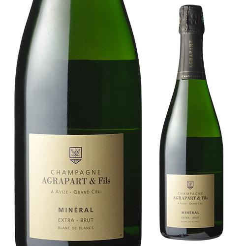 アグラパール ミネラル エクストラブリュット [2010] 750ml[シャンパン][シャンパーニュ][自然派ワイン][ヴァン ナチュール][ビオ ディナミ]