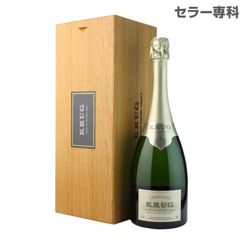 クリュッグ クロ デュ メニル [2002] 750ml [BOX][並行品][シャンパン][シャンパーニュ]【お一人様1本まで】