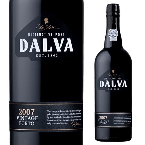 ダルバ ポート ヴィンテージ [2007]750ml:ワイン&ワインセラー セラー専科