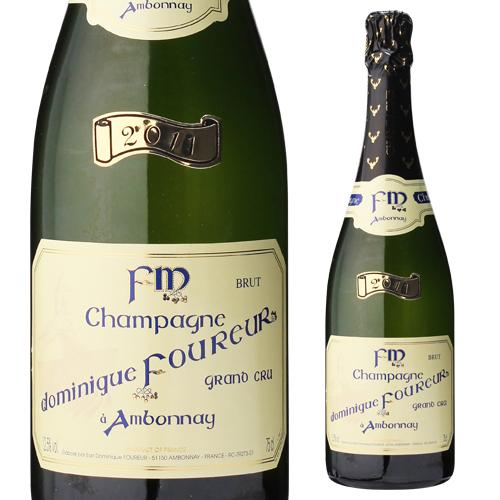 ドミニク フルールミレジム [2011] グランクリュ 750ml [シャンパン][シャンパーニュ][アンボネ]