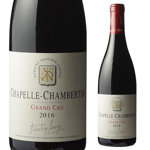 シャペル シャンベルタン[2016]ドルーアン ラローズ 750ml[ブルゴーニュ][特級][グランクリュ][赤ワイン][限定品]【お一人様1本まで】