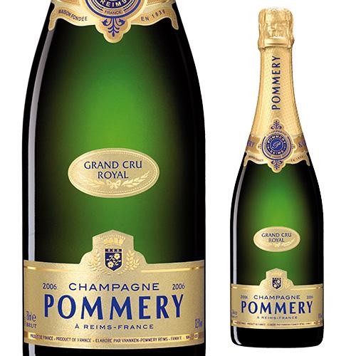 ポメリー ミレジメ グラン クリュ [2006] 750ml [正規品][シャンパン][シャンパーニュ][ヴランケンポメリー][ミレジメ]