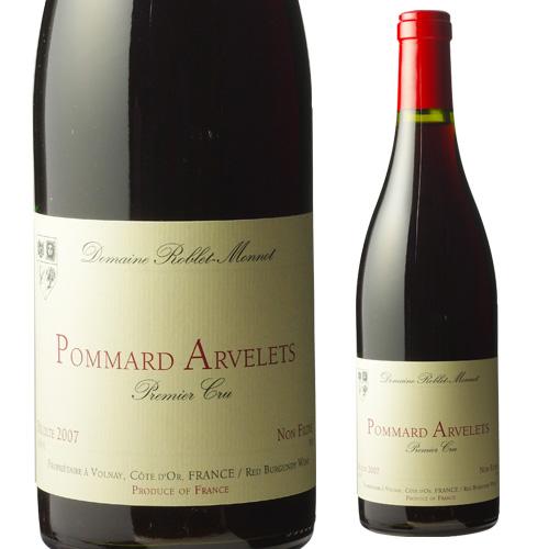 ポマール [2007] アルヴレ ロブレ モノ[ブルゴーニュ][1級][赤ワイン][レ ザルヴレ][自然派ワイン][ヴァンナチュール][ビオディナミ]