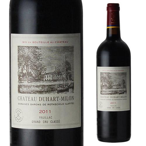 シャトー デュアール ミロン ロートシルト 2011 赤ワイン
