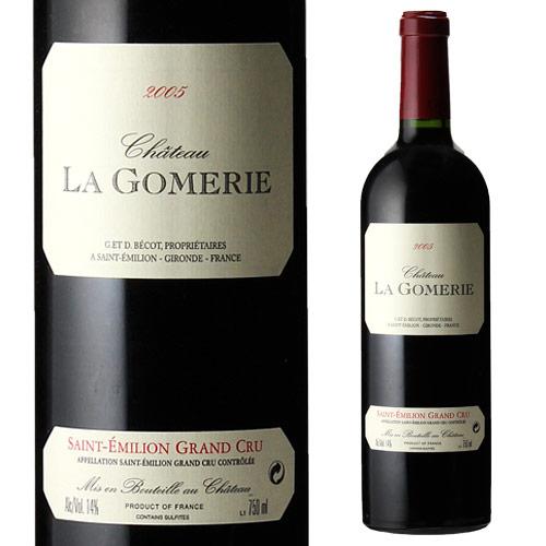 【メーカー直送】 シャトー ラ ゴムリー 2005 赤ワイン, ペット用品 ペットの道具屋さん b63f5b2c