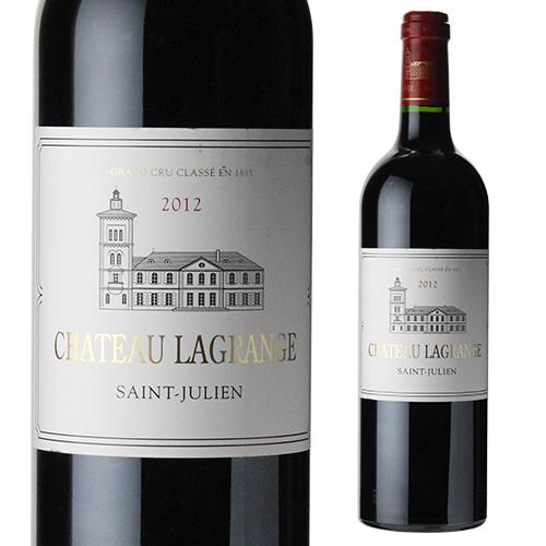 シャトー ラグランジュ 2012 赤ワイン