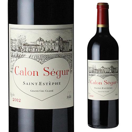 シャトー カロン セギュール 2013 ホワイトデー 赤ワイン
