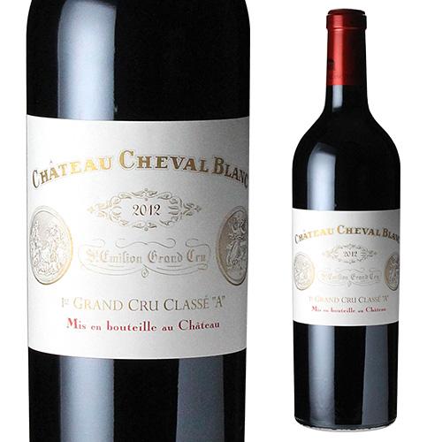 シャトー シュヴァル ブラン 2012 赤ワイン
