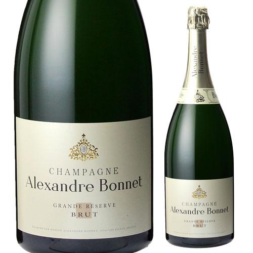 アレクサンドル ボネ グランレゼルヴ マグナム 1.5L(1500ml) シャンパーニュ シャンパン