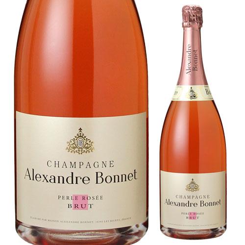アレクサンドル ボネ パール ロゼ マグナム 1.5L(1500ml) シャンパーニュ シャンパン