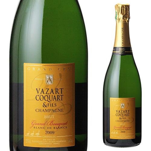 ヴァザール コカール グラン ブーケ グランクリュ 750ml シャンパーニュ シャンパン