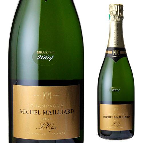 ミッシェル マイヤール キュヴェ ル オジェ グランクリュ 2004 750ml シャンパーニュ シャンパン