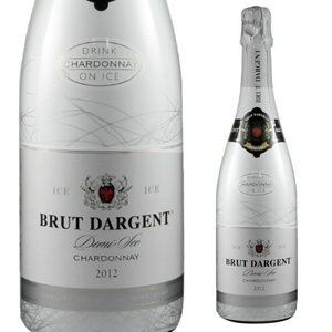 Brut D'Argent ice Demi Seck Brut Dargent Ice Demi Sec [France], [White] [sweet] [bubble] [sparkling] Sparkling Wine