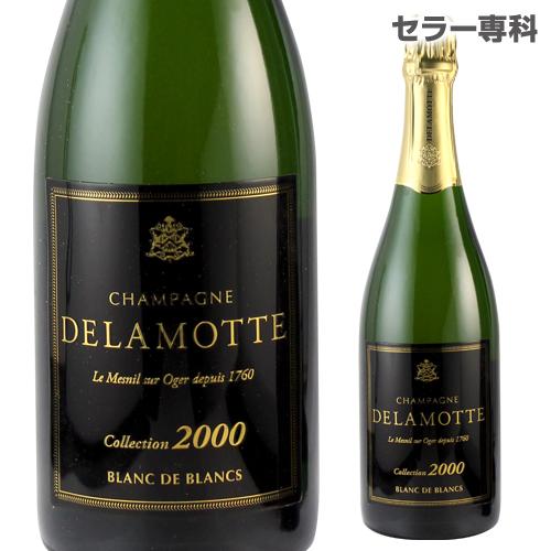ドゥラモット ブラン ド ブラン ブリュット 2000 ドラモット シャンパン シャンパーニュ