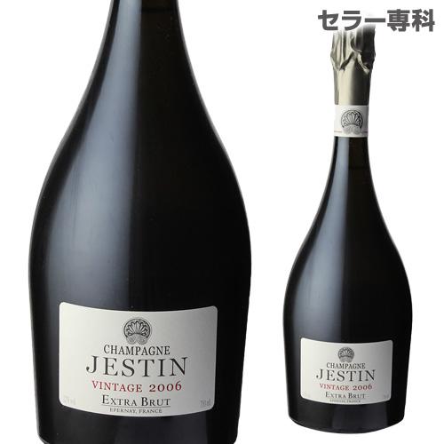 エルヴェ ジェスタン エクストラブリュット 2006 シャンパン シャンパーニュ 自然派ワイン ヴァン ナチュール