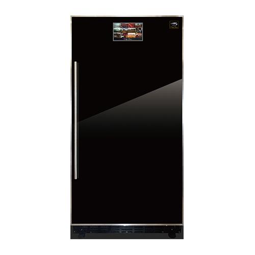 エディフラン カーヴ&セラーEF3-W-BG68~72本 ワインセラーコンプレッサー式 家庭用 業務用 N/B