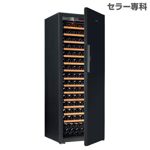 正規ユーロカーブ Pure ピュアEuroCave Pure-L-C-BlackPiano182本 ワインセラーコンプレッサー式 家庭用 業務用 大型機種 N/B
