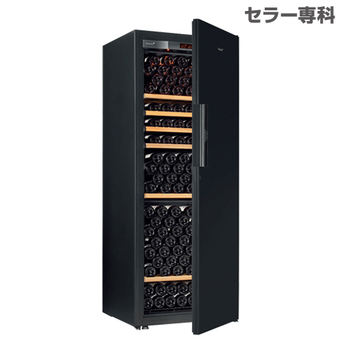 正規品 ユーロカーブ Pure ピュアEuroCave Pure-L-T-BlackPiano収納204本 ワインセラーコンプレッサー式 家庭用 業務用 大型機種
