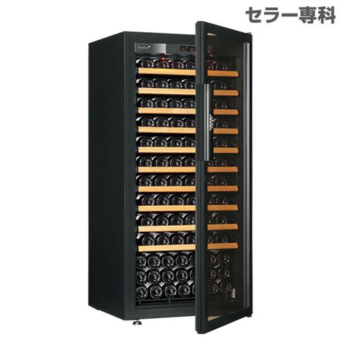 4月下旬入荷予定正規品 ユーロカーブ Pure ピュアEuroCave Pure-M-C-PTHF141本 ワインセラー コンプレッサー式 家庭用 業務用 大型機種 N/B