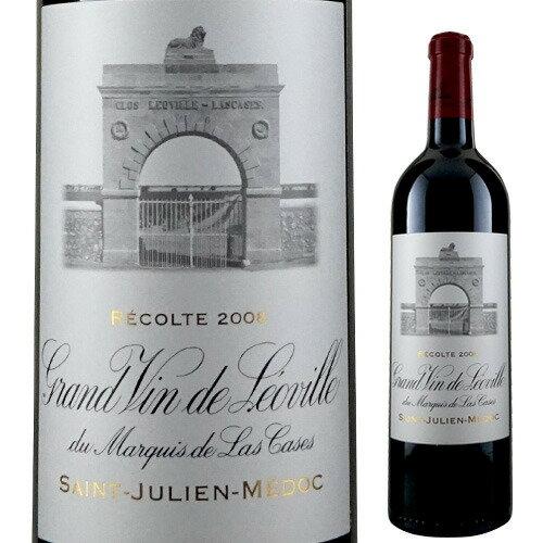 シャトー レオヴィル ラスカーズ 2008 赤ワイン