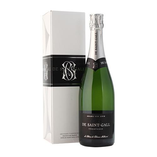 サン ガール ブラン ド ブラン ミレジメ 2012 ブリュット グランクリュ 750ml シャンパン シャンパーニュ