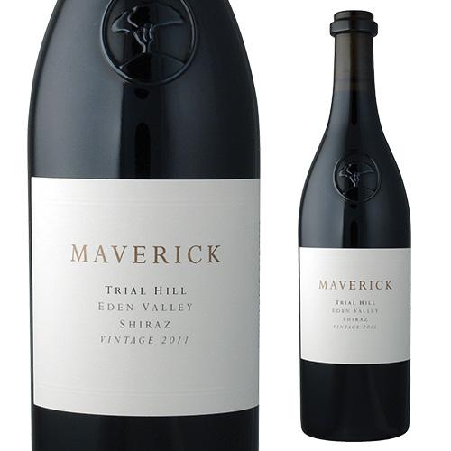 【誰でもP5倍 12/25限定】赤ワイン トライアルヒル イーデンヴァレー シラーズ マーヴェリック 750ml オーストラリア イーデンヴァレー エデンバレー 自然派ワイン ビオ BIO ヴァン ナチュール オーガニックワイン 虎