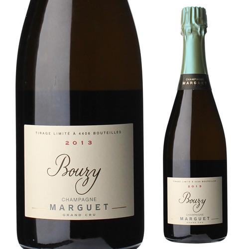 【マラソン中 最大777円クーポン】マルゲブージィ グランクリュ 2013 750ml ブジー シャンパン シャンパーニュ 自然派ワイン ヴァンナチュール ビオディナミ