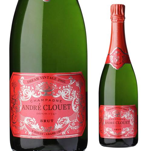 アンドレ クルエドリーム ヴィンテージ 2005 750ml並行品 限定品 シャンパン シャンパーニュ【お一人様1本まで】